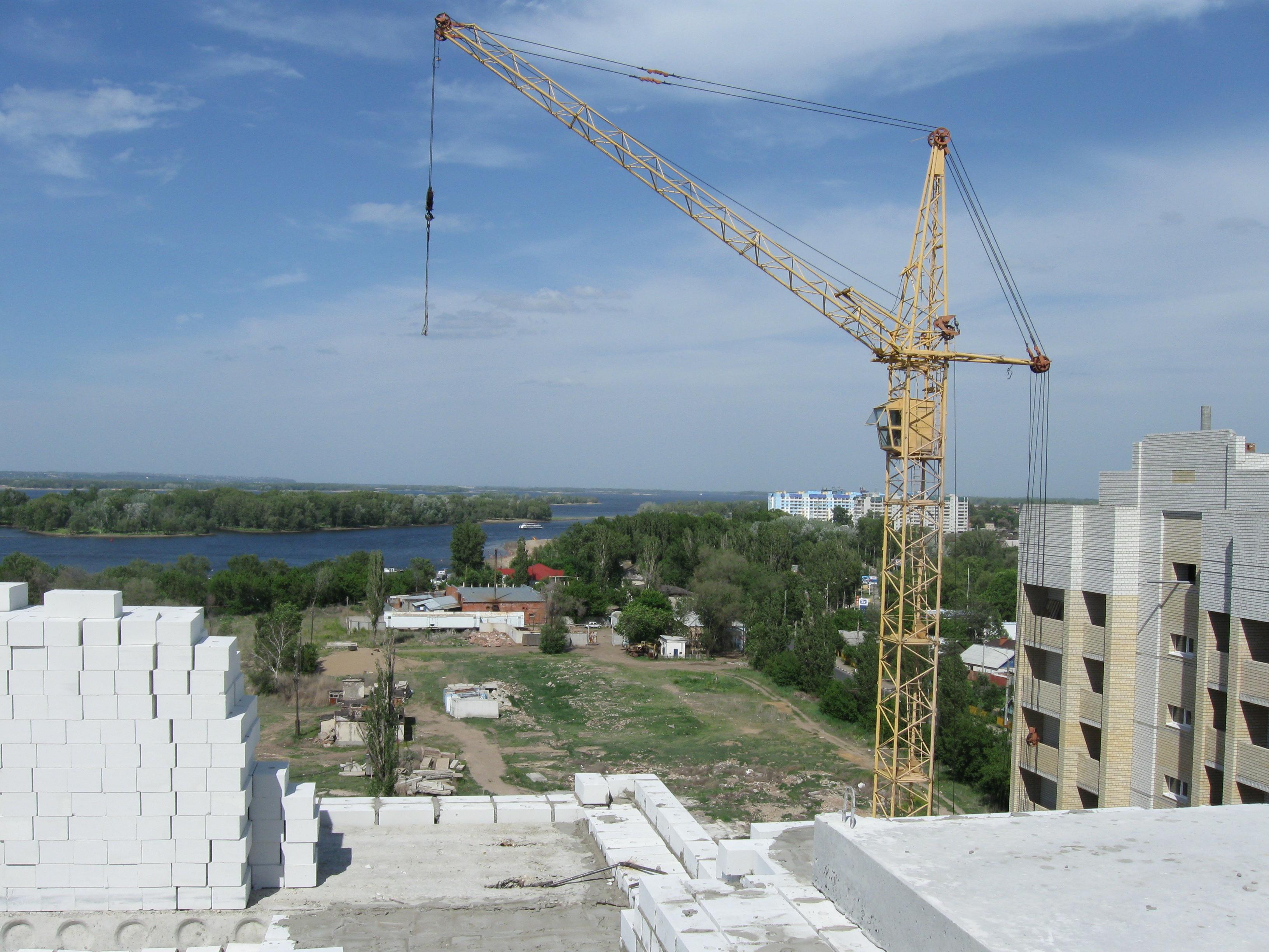 Будівництво на Хмельниччині  в 2013 році зазнає краху.